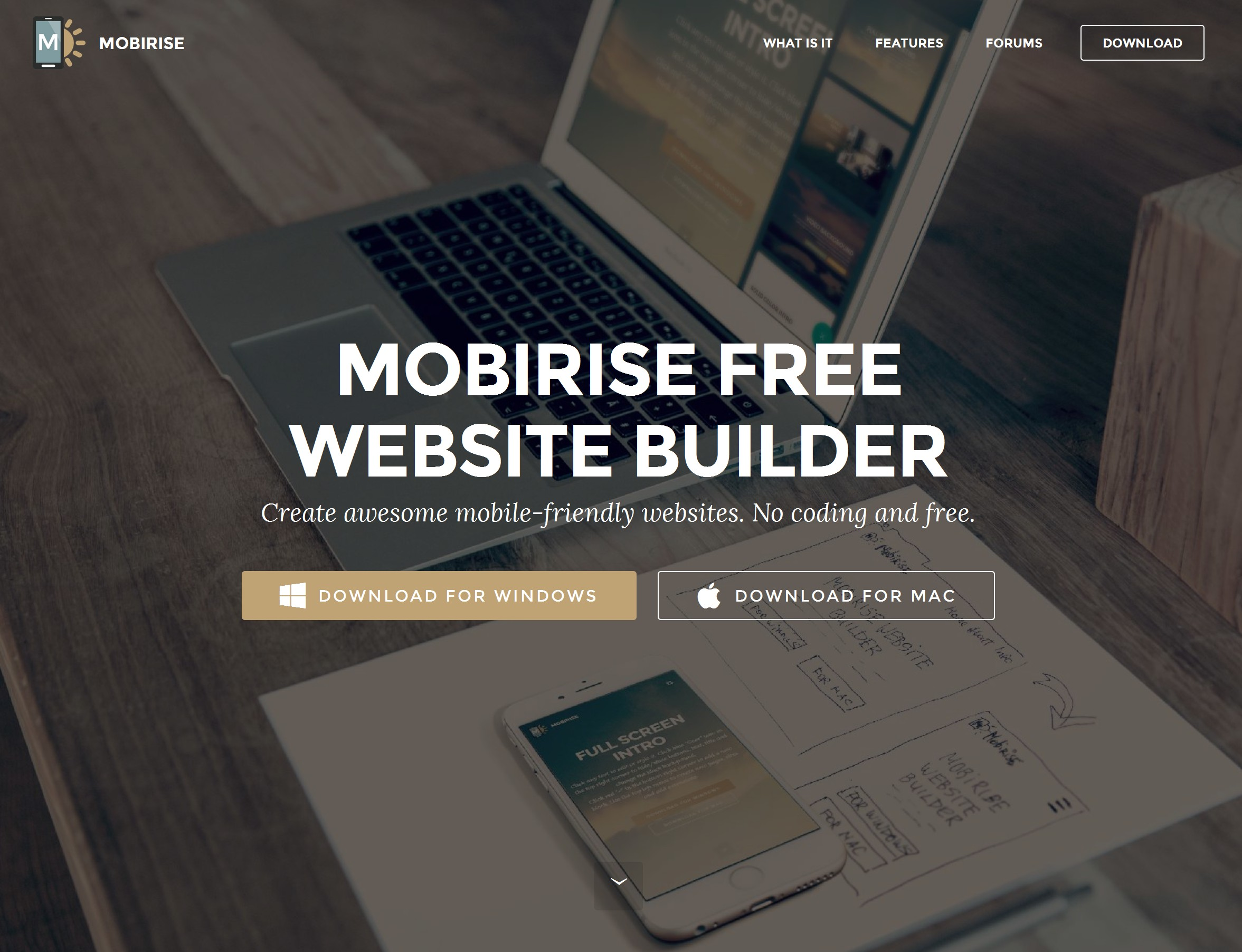 Easy Responsive Web Page Maker Software