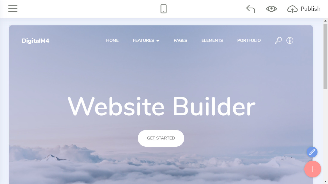 best website builder software